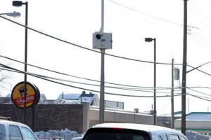 NYC Speeding Camera