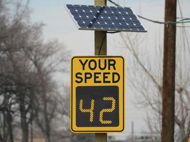 speed limit 30mph