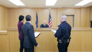 traffic ticket court