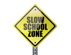 school zone speeding