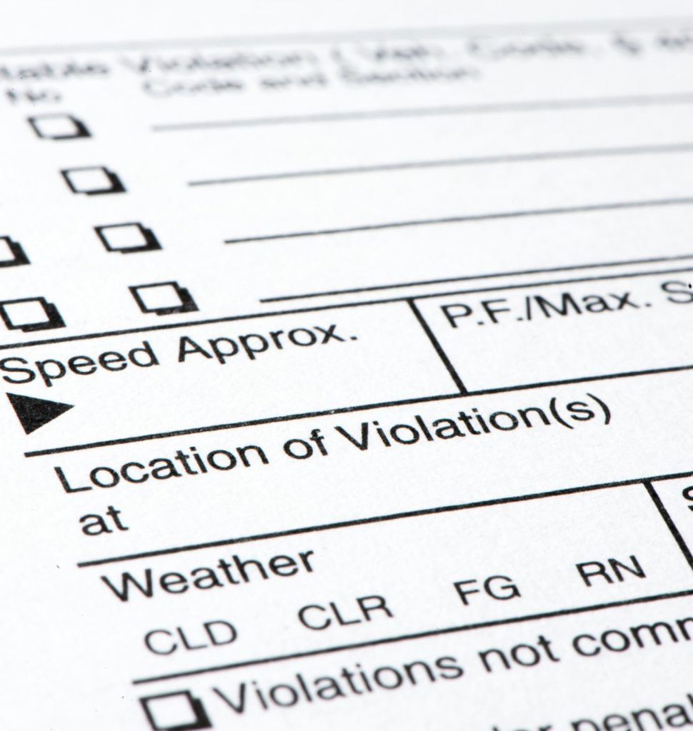 A Guide To Handling Your First Ny Speeding Ticket Speeding Ticket Information
